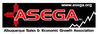 ASEGA Logo, Albuquerque Sales & Economic Growth Association